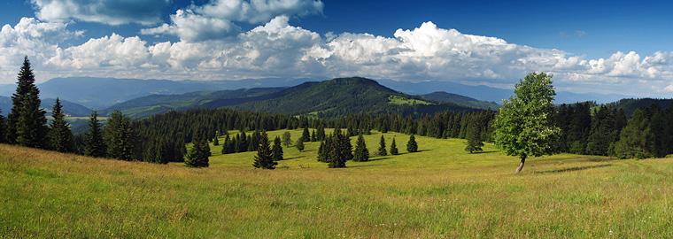 Veporske Hills / Veporské vrchy