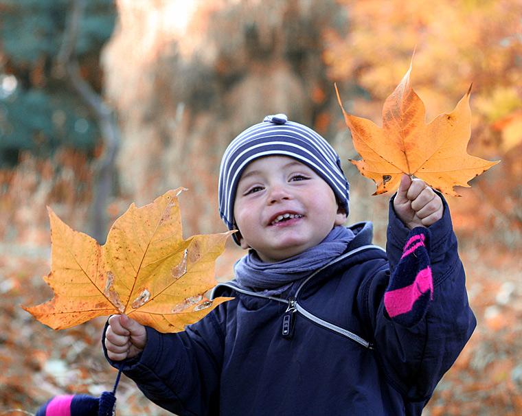 Autumn in My Hands / Podzimní radosti :)