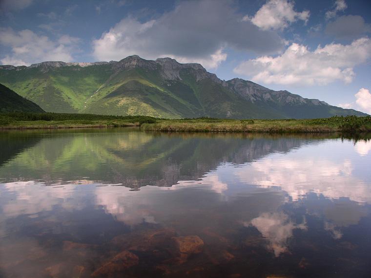 Black Lake II / Černé jezero