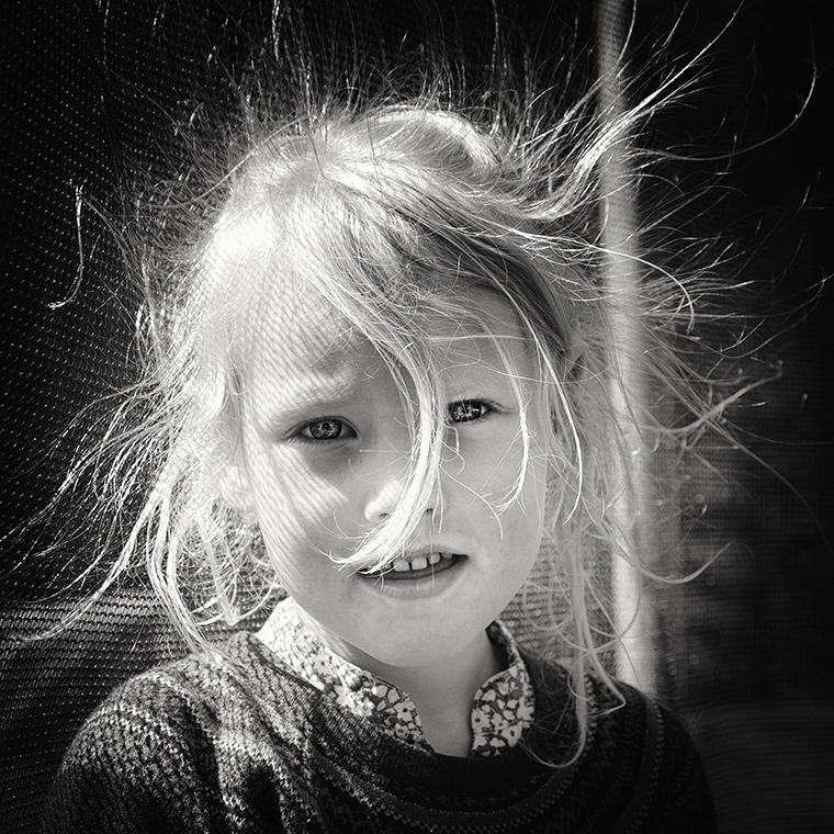 Wild Hair / Divoké vlasy