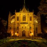 St. Barbara's Church - Kutná Hora