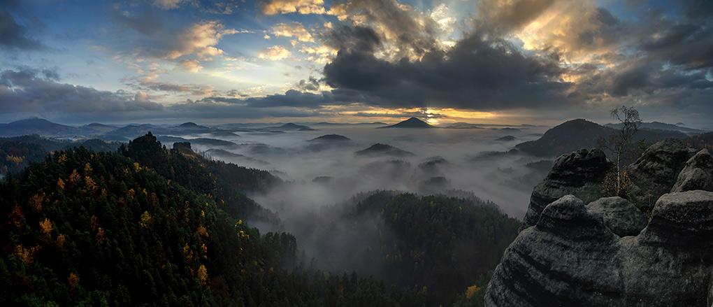 Bohemian Switzerland I / České Švýcarsko