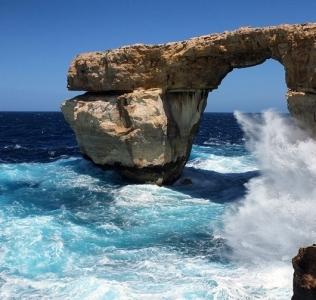 Azure Window (Malta-Gozo)