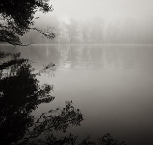 Deep Pond / Hluboký rybník (Kochánovice)