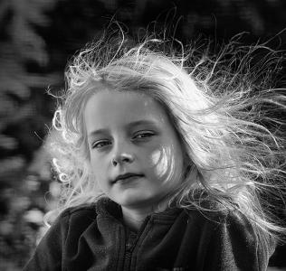 S větrem ve vlasech