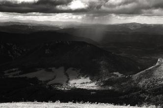 Weather in the Mountains / Počasí na Fatře