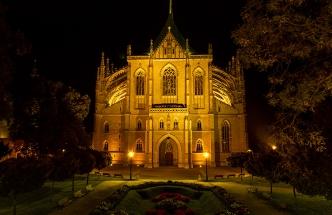 St. Barbara's Church, Kutná Hora / Chrám sv. Barbory