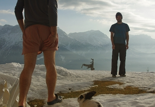 Morning in the Alps / Ráno v Alpách