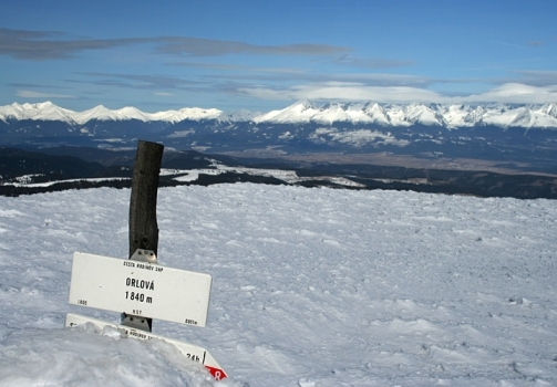 From Orlova Mountain / Z Orlové