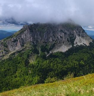 Smoky Mountain / Kouřová hora