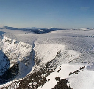Sněžka Mountain / Ze Sněžky
