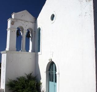 Greek Church / Řecký kostelík