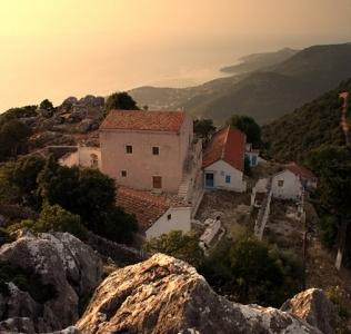 Atros Monastery / Klášter Atros