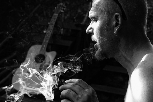 Frozen Smoke / Kouř