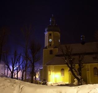 Winter Tale / Zimní povídka